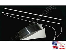 "CCFL Backlight Lamp Bulb With Wire Harness Kit For 15""XGA LCD Acer Laptop Read"