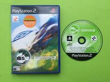 International Superstar Soccer 2 ISS PS2 PAL Game + Disc Only Option