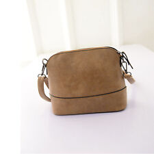 Womens Bag Scrub Shoulder Bag Women's Handbags Leather Purse Satchel Messenger