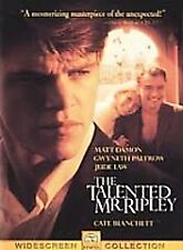 The Talented Mr. Ripley (DVD, 2000, Generic)  !!!Free First Class Shipping!!!