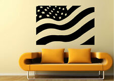 Flags Of The World Wall Stickers American Flag Vinyl Decal 15 Colours 00558