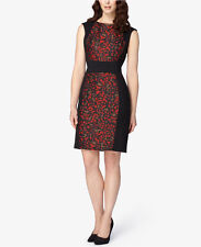 Tahari ASL Animal-Print Sheath Dress Woman Size 4/14/16 NWT $128