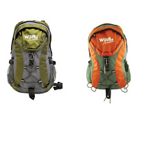 Hiking Day Pack Hydration Backpack -Water Bladder Ready