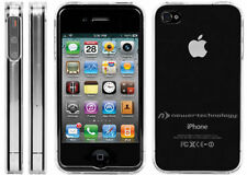 New Ultra Thin Silicone Gel Slim Rubber Case Compatible Iphone4/4s {fu365