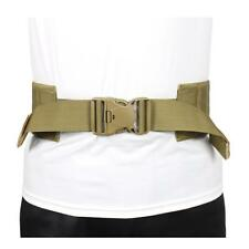 Molle Tactical Military Padded Patrol Belt Quick Release Adjustable Waist Belt