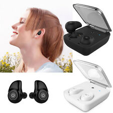 Mini TWS Wireless Bluetooth Stereo Headset In-Ear Headphones Earbuds For ANDROID