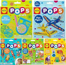 Alex Pops Craft Kit Creative Children's Kids Art Set 5 Years+ BNIB