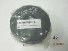 New PlateMate Microload Pair,  2 1/2 lb. Magnetic Donut Weights