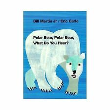 Brown Bear and Friends: Polar Bear,What Do You Hear?-For Children with Autism