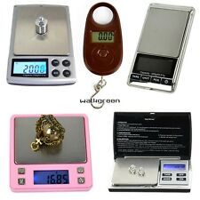 200gx0.01g Jewelry LCD Electronic Digital Scale 25kg/5g Kitchen Weight Scale WN