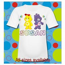 Personalized Care Bears T Shirt All Sizes Care bears Custom T shirt