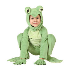 Kids Prince Little Frog Cosplay Costume Animal Jumpsuit Halloween Fancy Dress