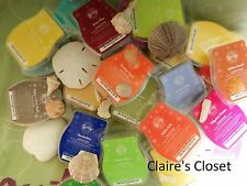 Scentsy Bars 3.2oz wax scents (Spring and Summer 2017) Brand New - FREE SHIPPING