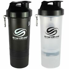 SmartShake Protein Shaker Bottle XL 800ml Smart Shake Mixer Cup All Colours