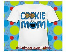 Sesame Street Cookie Dad Cookie Monster T Shirt All Sizes available Great shirt