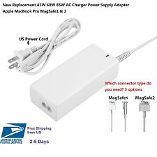 85W 60W 45W AC Charger Power Supply Adapter for Apple MacBook Pro 13' 15' 17