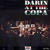 "BOBBY DARIN ""Darin at the Copa"" by Bobby Darin CD"