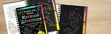 Buy 1 Get 1 50% OFF (add 2 to cart) Scratch and Sketch Art Activity Book
