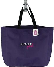 Soccer Girl Essential Tote Bag Monogram Custom Embroidered NWT