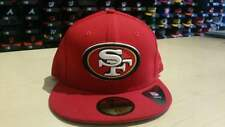 New Era NFL San Francisco 49ers Team Red Neo 59Fifty Fitted Cap NewEra Hat