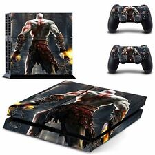 PS4 SKIN PROTECTIVE VINYL DECAL SKIN STICKER PS4 FOR GOD OF WAR CONTROLLER STICK