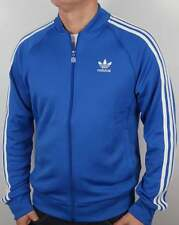 Adidas Originals Superstar Track Top - Blue & White - BNWT