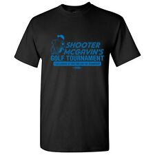 MCGAVIN GOLF TOURNAMENT- Humor Adult Cool Men's Funny Novelty T-Shirts