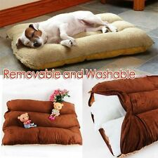 New Pet Mats Dog Beds For Medium Dogs Kennel House Removable And Washable Soft P