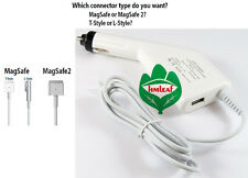 Car Charger Power Adapter for 85W 60W 45W Apple MacBook Pro 13' 15' 17'+USB PORT
