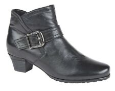 Ladies Fashion Boots Mod Comfys Leather Boots