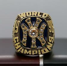1996 New York Yankees World Series Championship Solid Copper Ring 8-14Size+Box