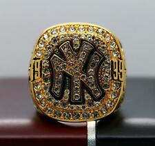 1999 New York Yankees World Series Championship Solid Copper Ring 8-14Size+Box