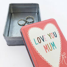 Sass & Belle Love You Mum Decorative Tin Mother's Day Gift Keepsake