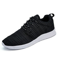 Mens Spring Big Size Light Running Shoes Breathable Non Slip Walking Sport Shoes