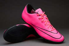 Nike Mercurial Victory V Indoor Mens Football Boots - Pink