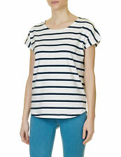Ichi Women's Woman's Top With Striped Print in Size XS Striped