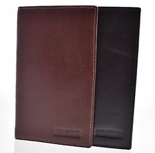 Branded New Mens Gents Large Jacket/Coat Premium Leather Wallet by Golunski