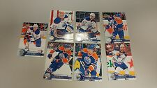 2016-17 Upper Deck Hockey Series 1&2 Pick Your Complete Team Set