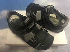 Pediped Flex Brody V Leather Fisherman Sandal Size 26, 27 / US Toddler 9-10.5