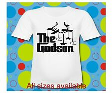New The GodSon T Shirt All Sizes Godfather T Shirt available