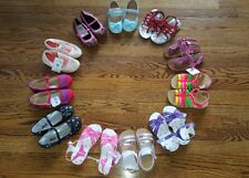 Toddler Girls Size 10 Asst. Styles Sandals/Shoes NWT Each Sold Separately