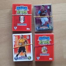 Topps Match Attax 2007/08 Premier League Player Cards - Man of the Match cards