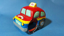 Pet Hampster or Gerbal Taxi Ornament Great Fun for your Pet Good Condition
