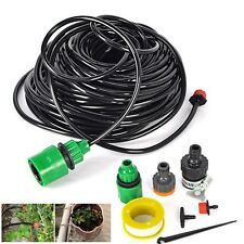 Manual DIY Watering Irrigation System Plant Self Watering Outer Garden Hose Kits