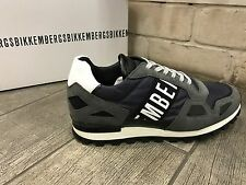 Dirk Bikkembergs Mens Shoes Fashion Sneakers BKE108522 SUEDE 738- New In Box