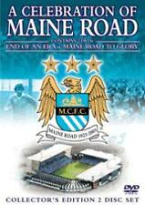 Manchester City - Celebration Of Maine Road (DVD, 2003)
