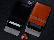 TA Handmade Leather Case Cover for Amazon Kindle 7th/8th/Voyage/Oasis E-Reader