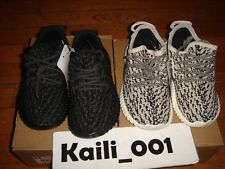 Adidas Yeezy Boost 350 Infant Turtle Dove Pirate Black Set BB5354 BB5355 BABY V1