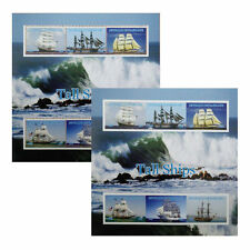 Tall Ships 2015 Stamp 6 Value perf/imperf Sheetlets MINT MNH UKpost