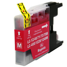Ink cartridges Refillable for Brother LC12/LC17/LC71/LC40/LC73 printer cartridge